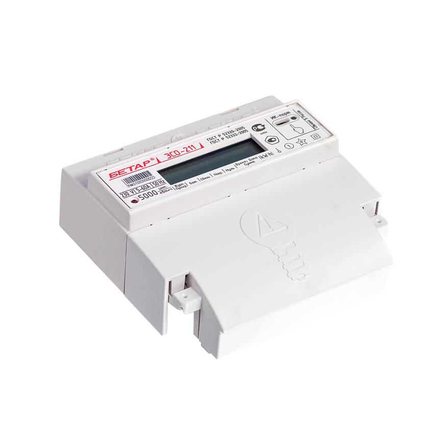 фото Счетчик электричества ЭСО-211 купить в Перми