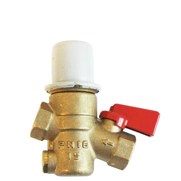 Регулятор давления КФРД10-2.0